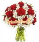 Trandafiri si alstroemeria